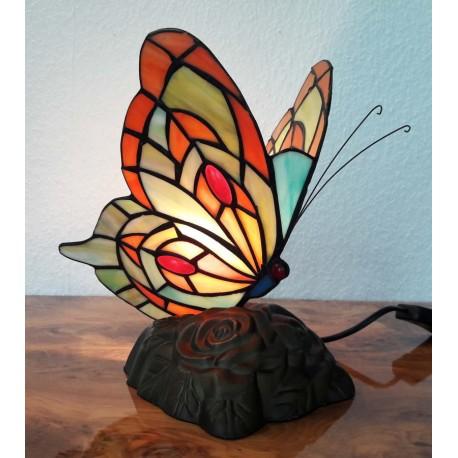 Schmetterling im Tiffany Stil K161