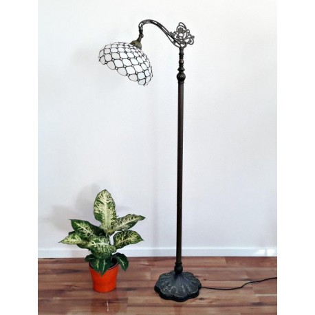 Tiffany Leselampe Stehlampe im Tiffany Stil STF16