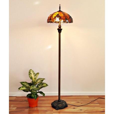 Tiffany Stehlampe im Tiffany Stil STL91