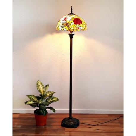 Tiffany Stehlampe im Tiffany Stil STL89